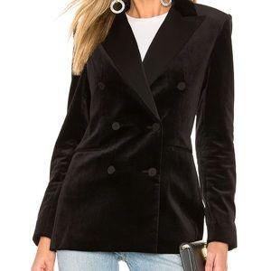 THEORY Black Velvet Blazer!!